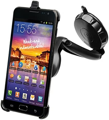 Celly FLEXGO001 - Soporte (Teléfono móvil/smartphone, Activo, Coche, Mecánico) Negro: Amazon.es: Electrónica
