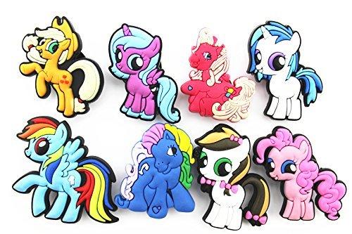 8pcs My Little Pony (Twilight Sparkle