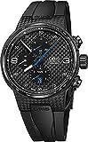 Oris Williams Valtteri Bottas Carbon Fibre Limited Edition Mens Watch