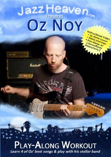 - Funk Fusion Blues Guitar Play-Along DVD Oz Noy Play-Along Workout Workout How to Play Jazz Guitar