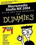 Macromedia Studio MX 2004 All-in-One Desk Reference for Dummies, Damon Dean and Andy Cowitt, 0764544071