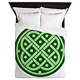 Queen Duvet Cover Celtic Knot Interlinking