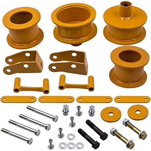 Perfectautopart for Jeep Wrangler JK Lift Leveling Kits, Front and Rear 3