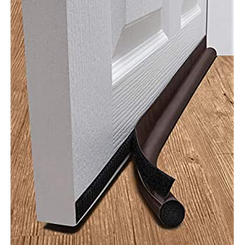 Self Adhesive Door Sweep Draft Stopper Camel Home