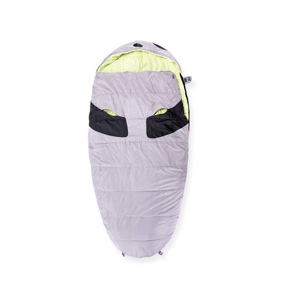 LCSHAN 寝袋ポリエステルコットンファッション厚手暖かいキャンプアダルトダウントラベルモイスチャー B07L6FC49H