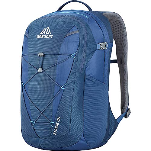 Gregory Exode 26L Laptop Backpack (Xeno Navy) ()