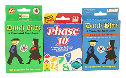 play 10 phases card game - 6