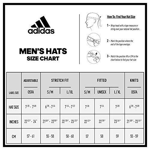 adidas Men's Griggs Brimmer Beanie