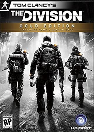 Tom Clancy's The Division -  Gold Edition [Online Game Code]