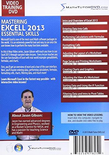 Amazon.com: Master Microsoft Excel 2013 - Tutorial Video Course ...