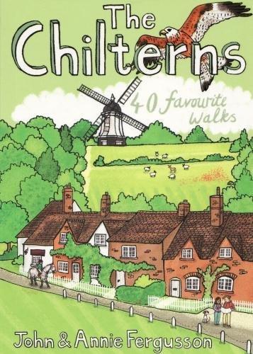 Read Online The Chilterns: 40 Favourite Walks pdf