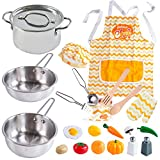 Kitchen Pretend Play Accessories Toys with