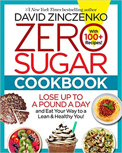 Image result for zero sugar cookbook