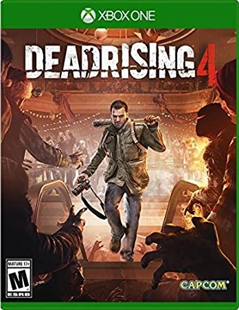 Dead Rising4 Xbox One at amazon