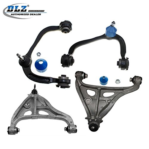 Dlz  Pcs Front Suspension Kit  Lower Control Armball Joint Assembly Compatible With  Ford F   Ford F