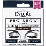 Eylure Pro Brow Dye Kit - Brown