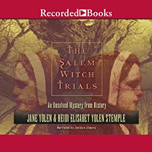 The Salem Witch Trials Audiobook