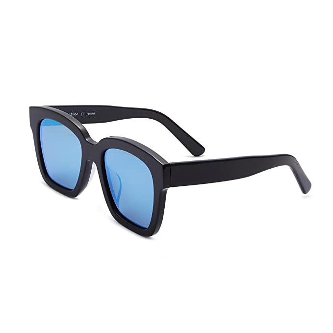 YUFERA Wayfarer Polarizadas Gafas de Sol HD Lentes