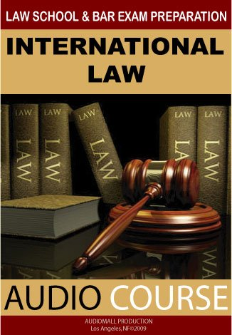International Law (Audio Course) by WFPRO