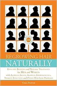 Regrowing Hair Women Naturally