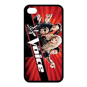 IPhone 4,4S Phone Case DIY Lovely TV Competive The Voice SM705952