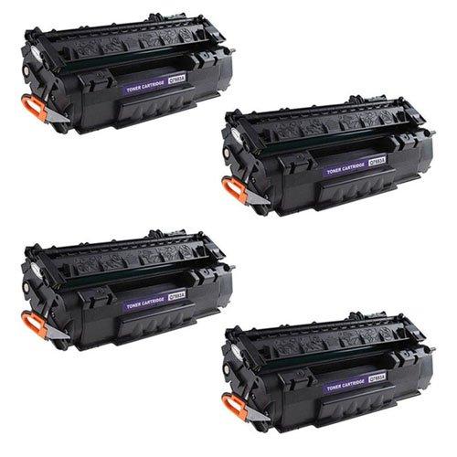 Amsahr Remanufactured Toner Cartridge Replacement for HP ...