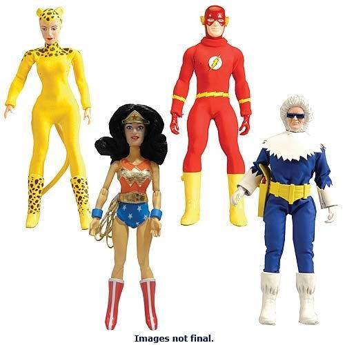 DC Universe Retro-Action Wave 3 Figures Set