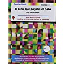 El nino que pagaba el pato - Teacher Guide by Novel Units, Inc. (Spanish Edition)