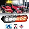 Feniex Fusion Surface Mount Dual Color LED(Red/White, 40)