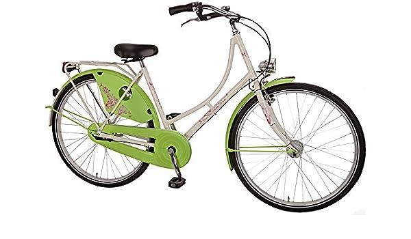 28pulgadas Mujer-Rueda Bicicleta holandesa City de Bach tenkirch ...