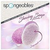Spongeables Shaving Soap in a Sponge, Lavender