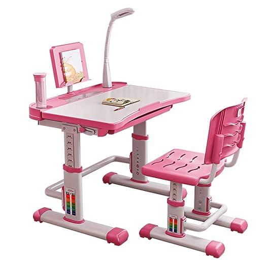Juegos de mesas y sillas Mesa para Niños Mesa De Estudio Plegable ...