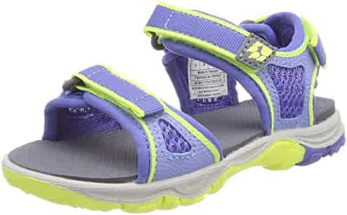 89315eb53 Jack Wolfskin Kids Womens Acora Beach Sandal (Toddler Little Kid Big Kid)
