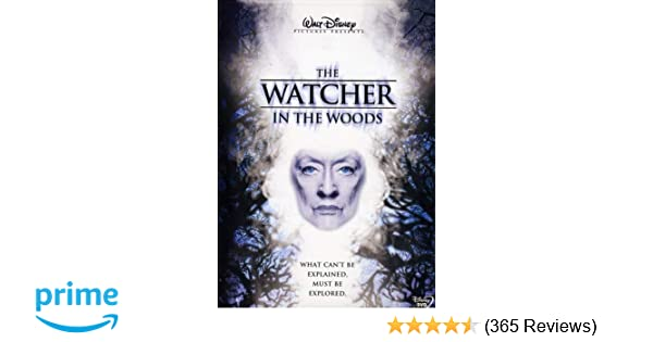 Amazon com: The Watcher in the Woods: Bette Davis, Carroll
