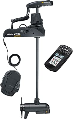 24-Volt Freshwater Bow-Mount Trolling Motor with Down Imaging and i-Pilot Link GPS [Minn Kota Ulterra] Picture