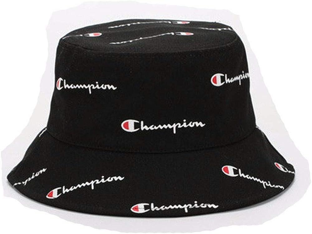 MZ Sombrero de Hombre y Mujer Sombrero de Pescador Salvaje Sombrero Casual Visor de Doble Cara Elegante campeón Gorra, 13