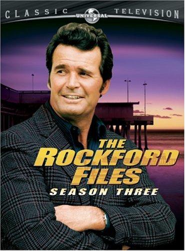 DVD : The Rockford Files: Season Three (Full Frame, Dolby, Subtitled, Digipack Packaging, Slipsleeve Packaging)