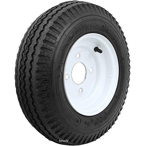 ケンダ KENDA タイヤとホイール トレーラー用(1本セット) 480-8 4H 6PR-C 48084C 30040 B01M023V5N