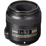 Nikon AF-S DX Micro-NIKKOR 40mm f/2.8G Close-up Lens for Nikon DSLR Cameras (Certified Refurbished)