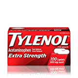 Product review for TYLENOL X-STR CAPLETS 100