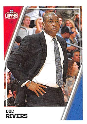 2018-19 Panini NBA Stickers #261 Doc Rivers Los Angeles Clippers NBA Basketball Sticker Trading Card