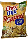 Chex Mix Popped! Sweet & Salty Snack Mix 9 oz. Bag