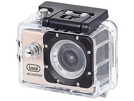 Mini Camera Subacquea : Trevi go s videocamera action cam sport wi fi full hd con