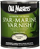 OLD MASTERS 92504 Spar Marine Varnish