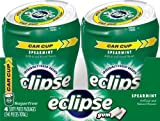 ECLIPSE Spearmint Sugarfree Gum, 60 Count