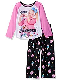 Nickelodeon Girls' JoJo Siwa Sweet is My Swagger Pajama