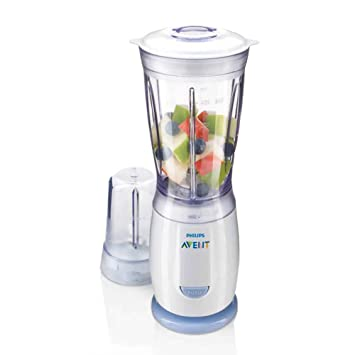 Amazon.com: Philips AVENT SCF860 Mini licuadora y batidora ...