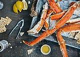Alaskan King Crab: Super Colossal Red King Crab