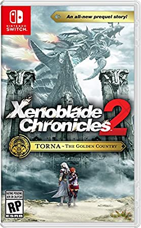 Xenoblade Chronicles 2: Torna, Golden Country - Nintendo Switch
