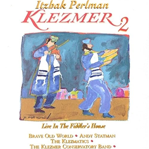 Itzhak Perlman - Live in the Fiddler's House by Angel Records
